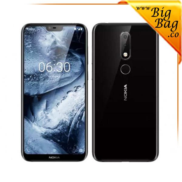 | Nokia 6.1 Plus (Nokia X6)