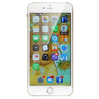 bigbag_Apple iPhone 6s Plus - 128GB Gold rose