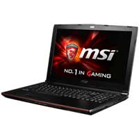 bigbag_MSI Laptop GP 62 -8G  i7