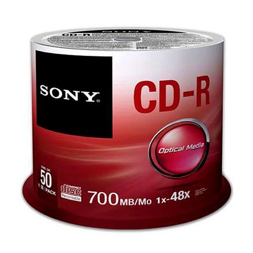cd خام sony |